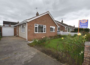 Thumbnail 2 bed detached bungalow for sale in Alton Park, Beeford, East Yorkshire