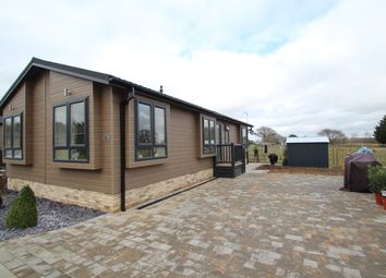 2 bed mobile/park home for sale in Watermill Road, Newbourne, Woodbridge IP12