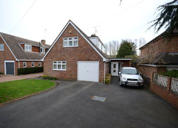 Thumbnail 3 bed detached house for sale in Colemans Moor Road, Woodley, Reading