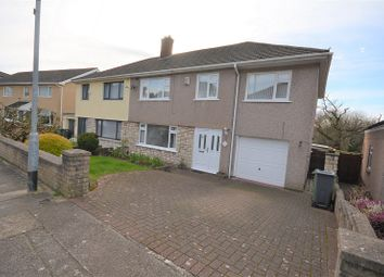 4 bed semi-detached house for sale in Tiverton Drive, Rumney, Cardiff. CF3