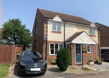 Thumbnail 2 bed semi-detached house for sale in Wheatdale Road, Ulleskelf, Tadcaster