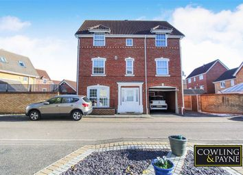 Thumbnail 4 bed detached house for sale in Nesbit Close, Wickford, Essex