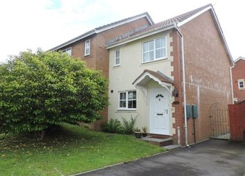 Thumbnail 2 bed property to rent in Clos Ger Y Maes, Tircoed Forest Village, Penllergaer, Swansea