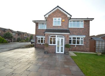Thumbnail 5 bedroom detached house for sale in Parr Fold, Unsworth, Bury
