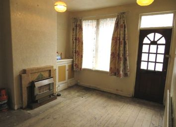 Thumbnail 2 bedroom terraced house for sale in Worthington Street, Highfields, Leicester
