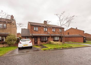 Thumbnail 3 bed semi-detached house for sale in Rullion Green Avenue, Penicuik, Midlothian