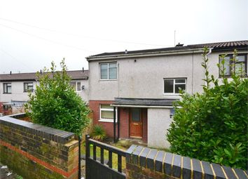 Thumbnail 2 bed end terrace house for sale in Dickens Court, Machen, Caerphilly
