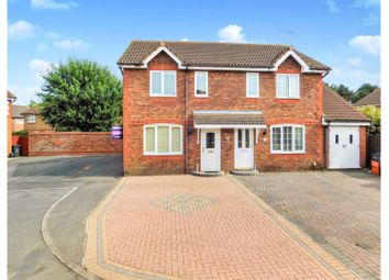 Thumbnail 3 bed semi-detached house for sale in Moorhen Close - Covingham, Swindon