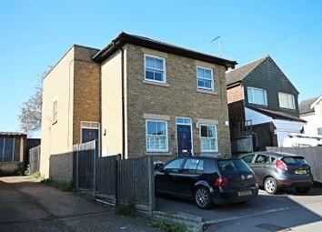 Thumbnail 2 bedroom maisonette to rent in Station Road, Sawbridgeworth, Herts