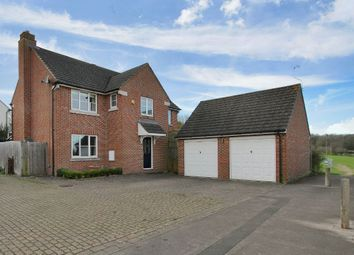 Thumbnail 4 bed detached house for sale in Casterbridge Lane, Weyhill