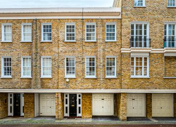 Thumbnail 2 bed mews house for sale in Cornwall Terrace Mews, London