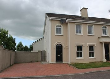 Thumbnail 3 bed semi-detached house for sale in 37 Sunday's Well, Lisloose, Tralee, Kerry