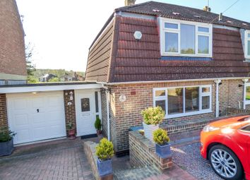 Thumbnail 2 bed semi-detached house for sale in Forge Lane, Higham, Rochester