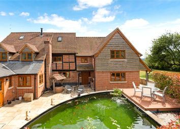 Thumbnail 5 bed property for sale in Crookham Common Road, Crookham Common, Thatcham, Berkshire