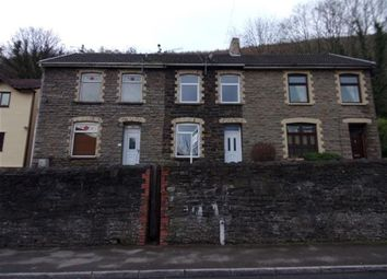 Thumbnail 3 bed property to rent in Commercial Road, Abercarn, Newport