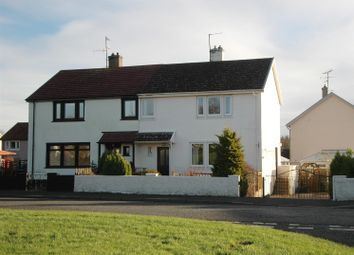 Thumbnail 3 bed semi-detached house for sale in Berrywell Drive, Duns