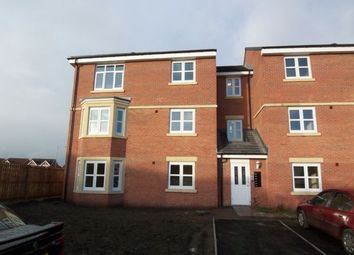 Thumbnail 2 bed flat to rent in Sandringham Meadows, Blyth