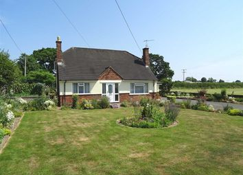 Thumbnail 3 bed detached house for sale in Shenfield, Llynclys, Oswestry, Shropshire