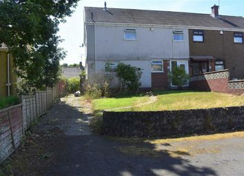 Thumbnail 3 bedroom semi-detached house for sale in Mulberry Avenue, West Cross, West Cross Swansea
