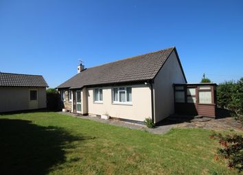Thumbnail 3 bed bungalow for sale in Trehannick Close, St. Teath, Bodmin