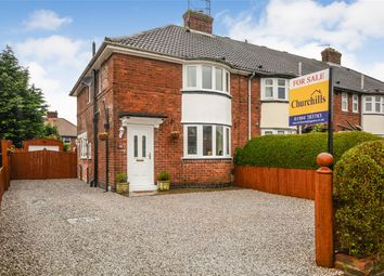 Thumbnail 3 bedroom semi-detached house for sale in Kingsway West, Acomb, York