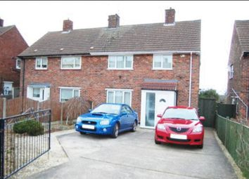 Thumbnail 3 bed semi-detached house to rent in Alder Way, Shirebrook, Mansfield