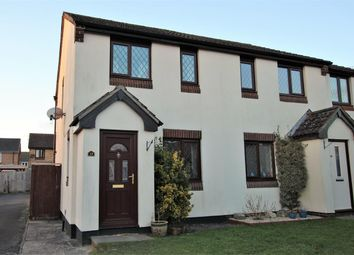 Thumbnail 2 bed semi-detached house for sale in Camelot Close, Southwater, Horsham