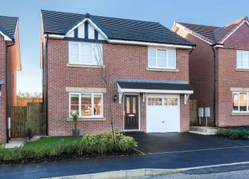 Thumbnail 4 bed detached house for sale in Hill Top Grange, Davenham, Northwich
