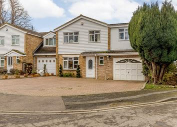 Thumbnail 4 bed detached house for sale in Osprey Road, Bedford, Bedfordshire