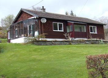 Thumbnail 3 bed detached bungalow for sale in 2 Torinturk, Tarbert