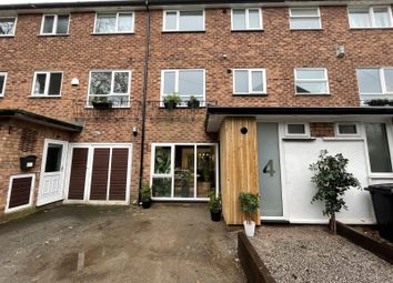 4 bed terraced house for sale in Bollin Drive, Sale M33