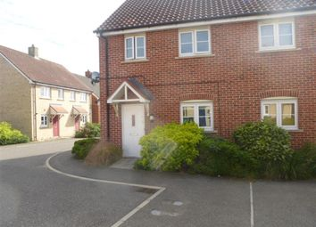 Thumbnail 1 bedroom flat for sale in Allisons Close, Thetford
