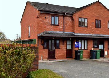 Thumbnail 1 bedroom end terrace house for sale in Exbury Place, Worcester