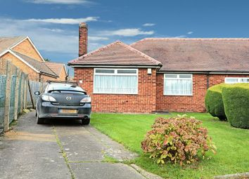 Thumbnail 2 bedroom semi-detached bungalow for sale in Cromwell Court, Ashdene Close, Willerby, Hull