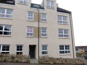Thumbnail 2 bed flat to rent in Regent Street, Kincardine
