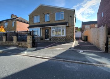 Thumbnail 4 bed detached house for sale in Kirkgate, Hanging Heaton, Batley