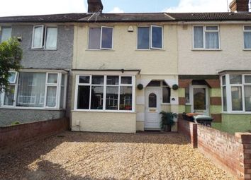 Thumbnail 3 bed terraced house for sale in Cedar Road, Bedford, Bedfordshire