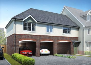 Thumbnail 2 bed flat for sale in Hengist Drive, Aylesford, Kent