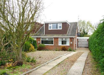 Thumbnail 4 bed bungalow for sale in Bishop Herbert Close, Hockering, Dereham