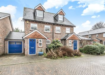Thumbnail 3 bed semi-detached house to rent in Helens Close, Alton, Hampshire