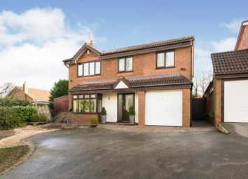 Thumbnail 5 bed detached house for sale in Foxlydiate Lane, Redditch, Worcestershire