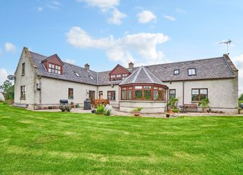 Thumbnail 5 bedroom detached house for sale in Ythanwells, Huntly