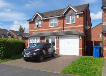 Thumbnail 4 bed detached house for sale in Springside Close, Huyton, Liverpool
