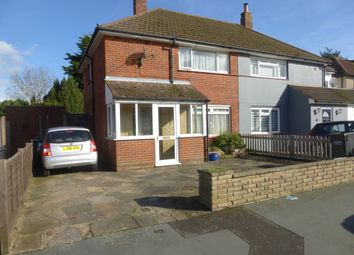 Thumbnail 2 bed end terrace house for sale in Comport Green, New Addington, Croydon