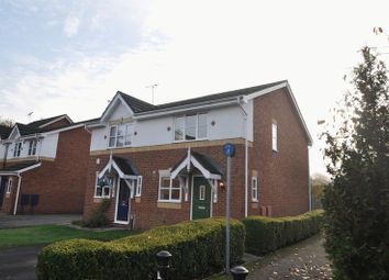 Thumbnail 2 bed semi-detached house to rent in Lincoln Close, Ash Vale, Aldershot