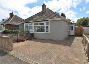 Merton Crescent, Portchester, Fareham PO16. 1 bed semi-detached bungalow