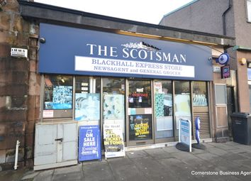 Thumbnail Retail premises for sale in Hillhouse Road, Edinburgh