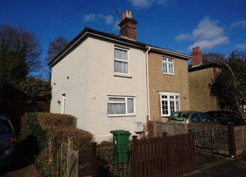 Thumbnail 2 bedroom semi-detached house for sale in Osborne Road North, Portswood, Southampton, Hampshire