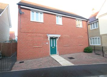 Thumbnail 2 bed property for sale in Avitus Way, Myland, Colchester