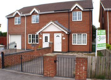 Thumbnail 3 bed terraced house to rent in Sevenoaks Drive, Sunderland